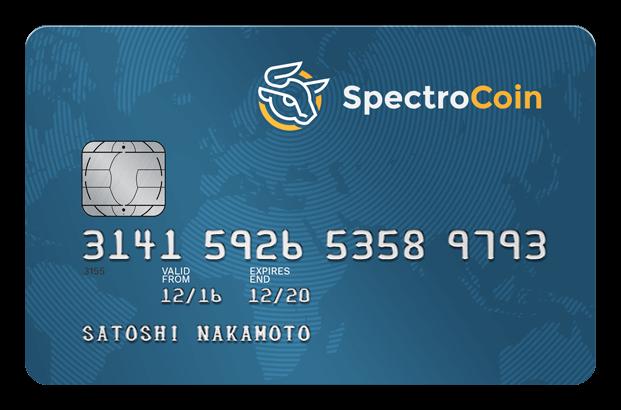 spectrocoincard