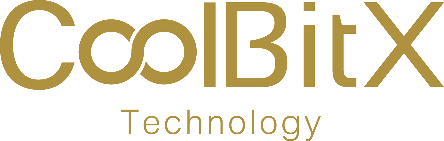 CoolBitX gold logo